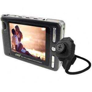 2.5 Inch TFT Screen 1GB Spy Button Camera + DV Recorder